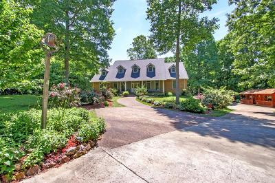 Burns TN Single Family Home For Sale: $704,900