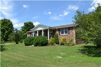 Mount Juliet Single Family Home Under Contract - Not Showing: 3733 N Lamar Rd