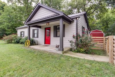 Franklin Single Family Home Under Contract - Showing: 226 Old Liberty Pike