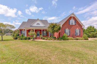 Columbia Single Family Home Under Contract - Showing: 1764 Hayes Denton Rd