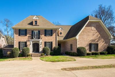 Nashville Single Family Home Under Contract - Not Showing: 2006 A Galbraith Dr