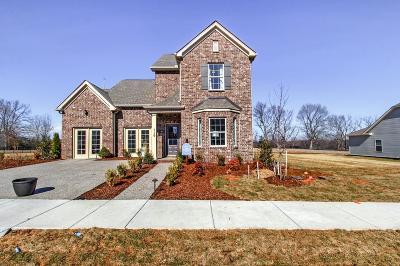 White House Single Family Home For Sale: 283 Telavera Drive, Lot 221