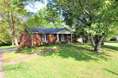 Clarksville Single Family Home For Sale: 384 Sango Rd
