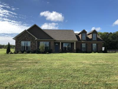 Columbia Single Family Home For Sale: 4000 Kelley Farris Rd