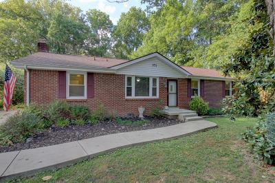 Clarksville Single Family Home For Sale: 371 Crest Dr