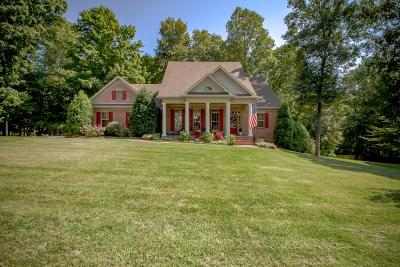 Pleasant View Single Family Home Under Contract - Not Showing: 205 Yearling Trce
