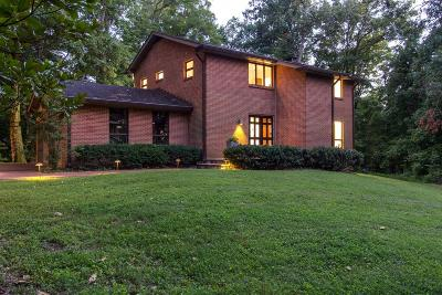 Franklin Single Family Home For Sale: 721 Sneed Rd W