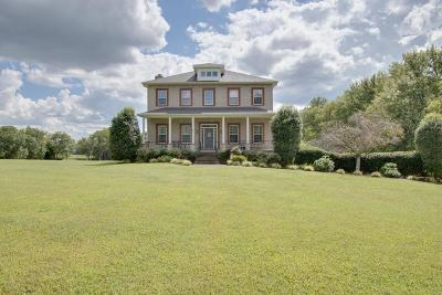 Gallatin Single Family Home Under Contract - Showing: 265 Cummings Ln