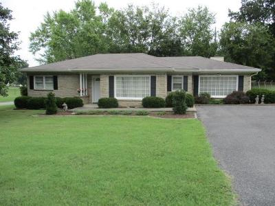 Christian County Single Family Home For Sale: 2751 Clinton Circle