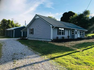 Portland Single Family Home For Sale: 478 Parker Rd