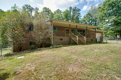 Dickson Single Family Home For Sale: 1049 Twin Pine Rd