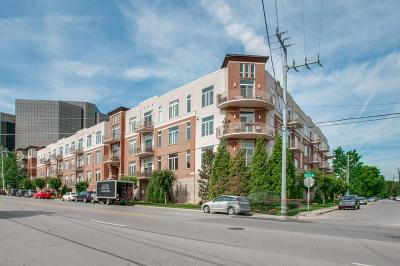 Midtown Flats, Midtown Lofts Condo/Townhouse For Sale: 205 31st Ave N Apt 102