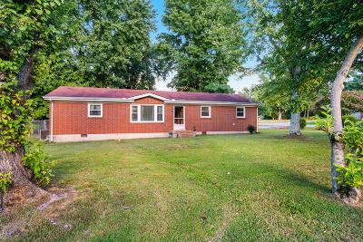 Robertson County Single Family Home Under Contract - Showing: 130 Blackpatch Dr