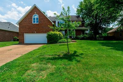 Thompsons Station  Single Family Home For Sale: 3023 Liverpool Dr