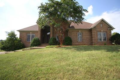Springfield Single Family Home Under Contract - Showing: 1064 Glover Hills Dr
