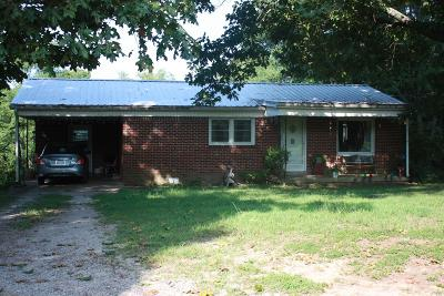 Lewisburg Single Family Home For Sale: 2140 Collier Rd