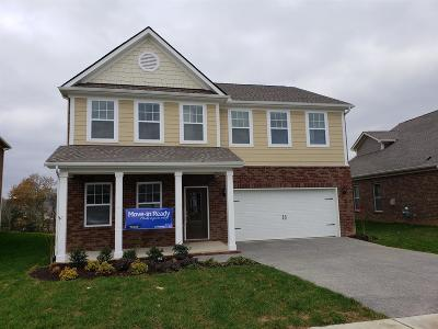 Sumner County Single Family Home Under Contract - Not Showing: 369 Black Thorn Lane #207