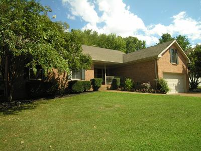 Franklin Single Family Home For Sale: 120 Cavalry Dr