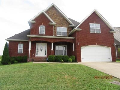 Clarksville Single Family Home For Sale: 1552 Green Grove Way