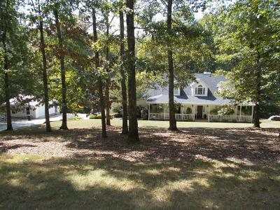 Kingston Springs Single Family Home Under Contract - Showing: 174 Moonshine Hollow Rd