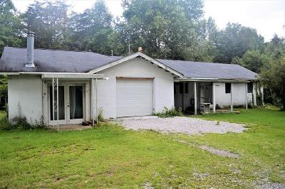 Coalmont Single Family Home For Sale: 295 Carlson Rd