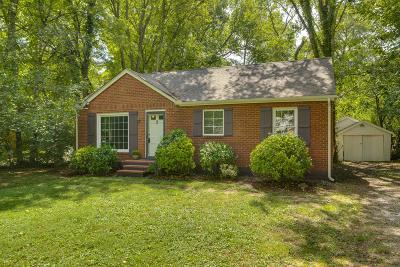 Single Family Home Under Contract - Showing: 966 Draughon Ave