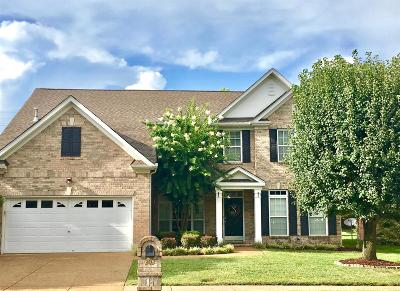 Franklin Single Family Home Under Contract - Showing: 202 Wisteria Dr