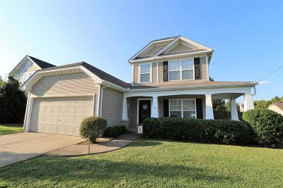 Hermitage Single Family Home Under Contract - Not Showing: 2900 Summer Hollow Ct