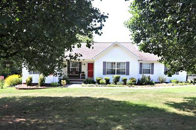 Spring Hill  Single Family Home Under Contract - Showing: 148 Oak Valley Dr