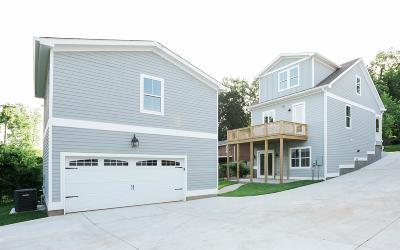 Nashville Single Family Home For Sale: 2815 B Hody Dr
