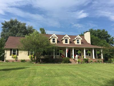 Goodlettsville Single Family Home For Sale: 761 Happy Hollow Rd