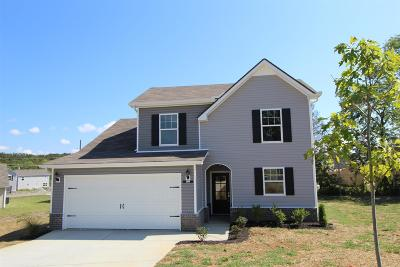 Single Family Home Under Contract - Showing: 109 Muth Cove