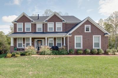 Brentwood, Fairview, Franklin, Spring Hill, Thompson's Station, Thompsons Station Single Family Home Under Contract - Not Showing: 7160 Triple Crown Ln