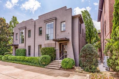 Nashville Single Family Home For Sale: 3621 W End Ave