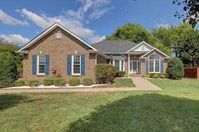 Montgomery County Single Family Home For Sale: 2589 Hedgerow Ln