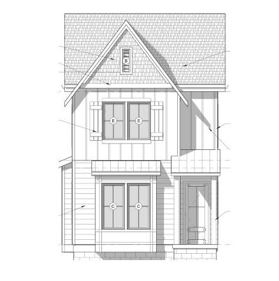 Nashville Single Family Home Under Contract - Showing: 5108 A Indiana Ave