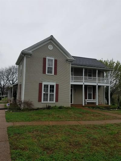Mount Juliet Single Family Home For Sale: 6875 Beckwith Rd
