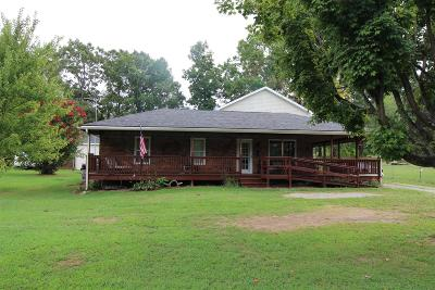 Dickson Single Family Home Under Contract - Showing: 126 Hogin Rd
