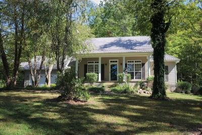 Sparta Single Family Home For Sale: 2020 Glade Creek Rd