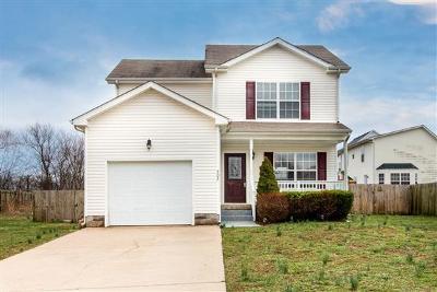 Oak Grove Single Family Home For Sale: 202 Alysheba