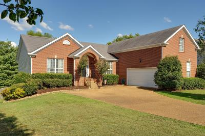 Spring Hill  Single Family Home Under Contract - Showing: 2932 Burtonwood Dr