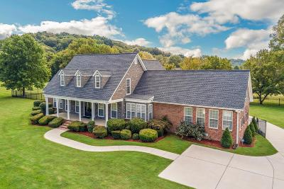 Hendersonville Single Family Home For Sale: 1821 Latimer Ln