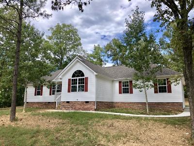 Lawrenceburg Single Family Home Under Contract - Showing: 1346 Brannon Rd
