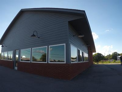 Hohenwald Commercial For Sale: 108 Dabbs Ave