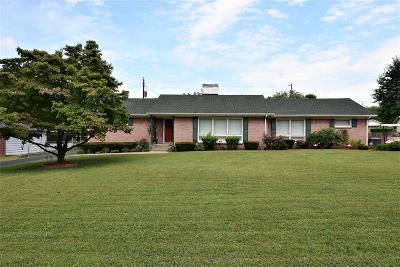 Christian County Single Family Home Under Contract - Showing: 1720 Clarence Dr
