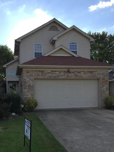 Hermitage Single Family Home Under Contract - Showing: 807 Bexhill Ct N