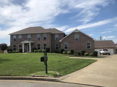 Clarksville Single Family Home For Sale: 276 Avignon Way