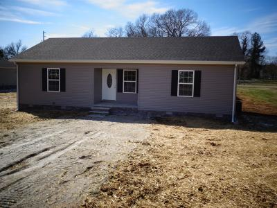 Decherd Single Family Home Under Contract - Showing: 110 3rd Ave South