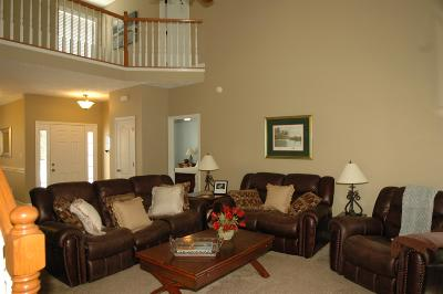 Christian County, Ky, Todd County, Ky, Montgomery County Single Family Home Under Contract - Showing: 974 S Ridge Trl