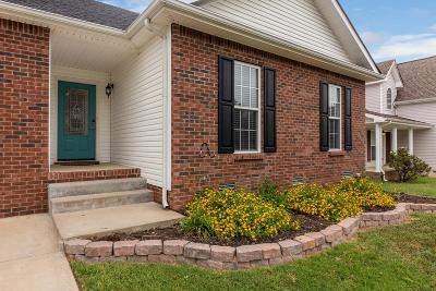 Fields Of Northmeade Single Family Home For Sale: 1417 Bruceton Dr
